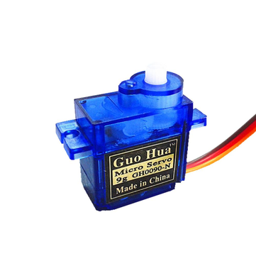 GH0090-N 9g Micro Servo Steering Gear for RC Airplane Helicopter Car