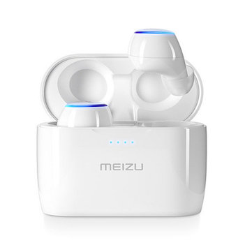 Original Meizu POP TW50 True Wireless Dual bluetooth Earphone Touch Stereo Waterproof Sports In-Ear Earbuds With Charging Case for Apple Xiaomi Huawei