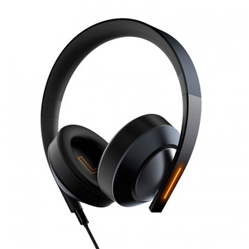Original Xiaomi Grephene Gaming LED Kopfhörer mit Doppelmikrofon Noise Reduction Heavy Bass Stereo