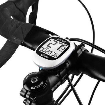 Buy GPS Wireless Bike Computer 1.6inch LCD Display Waterproof USB Rechargeable Cycling Speedometer Odometer with Litecoins with Free Shipping on Gipsybee.com