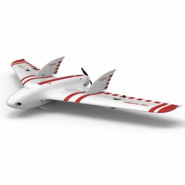 Sonicmodell HD Wing 1213mm翼幅EPO FPVフライングウィングRC飛行機キット(12%割引クーポン:BGHDW1213)