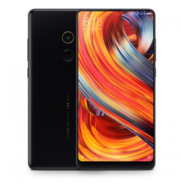 Xiaomi Mi MIX 2 Global Bands 5.99 inch 6GB RAM 64GB ROM Snapdragon 835 Octa core 4G Smartphone