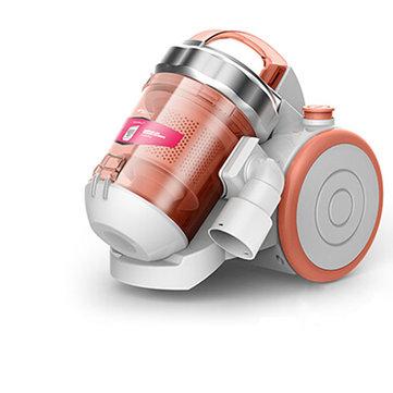 Deerma 179E Non-consumable Cyclone Vacuum Cleaner Household Non-consumable Horizontal Cleaner