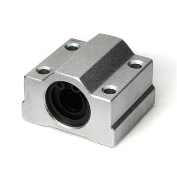 Machifit SCS8/10/12/16UU Aluminum Linear Motion Ball Bearing SCS Slide Bushing Block For CNC Parts