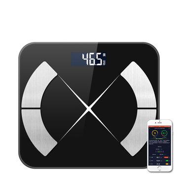 KCASA Body Fat Smart Scale Digital Wireless BMI Body Composition Analyzer Bathroom...