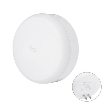 Yeelight YLYD03YL Smart Induction Plug-in Night Light for Home Bedroom Corridor Wall Lamp (Xiaomi Ecosystem Product)