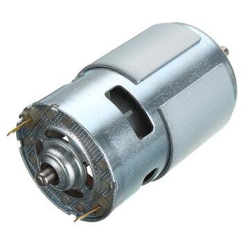 12V-36V 3500-9000 RPM Silnik o dużym momencie obrotowym 775 DC