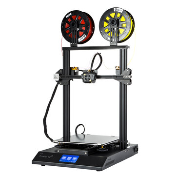 Creality 3D® CR-X DIY 3D Printer Kit 300*300*400mm Printing Size With Dual-color Printing/Integrated Design/4.3-inch Touch Screen/Dual Cooling Fans