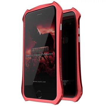 Luphie Metal Bumper Anti Knock Veske For iPhone 7/7 Plus & 8/8 Plus
