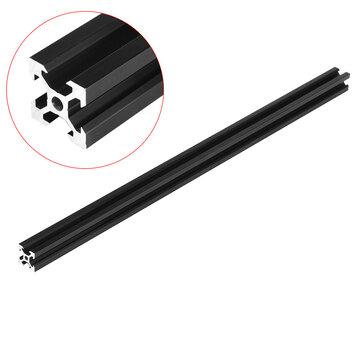 Cadre d'extrusion de profilé en aluminium V-Slot noir Machifit 2020 pour machine de gravure laser CNC