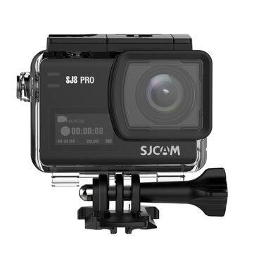SJCAM SJ8 PRO 4K 60fps Action Camera Dual Screen Sport Camera DV Ambarella H22 Chipset Big Box