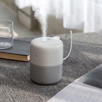 Xiaomi VH 420ML USB Desktop Humidifier Silent Air Purifier Aroma Essential Oil Diffuser