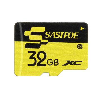 SASTFOE C10 32GB Tarjeta de memoria TF