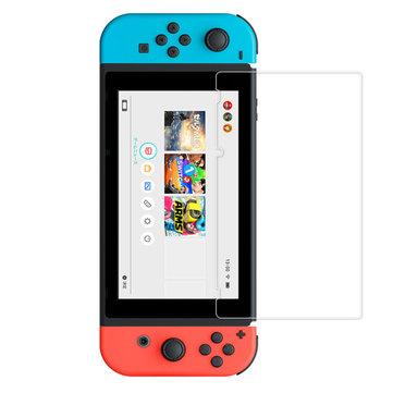 Nintendo Switch Konsol için Yüzey Sertleştirilmiş Film Tablosu Ekran Koruyucu