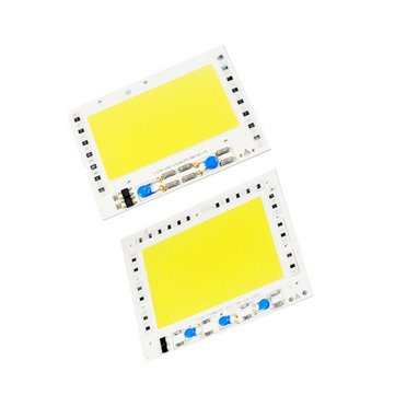 High Power 150W 200W Integrated COB LED Beads Chip Light Source Driverless Floodlight AC190-240V