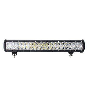 20 Inch 126W Waterproof IP68 LED Light Bar Flood Spot Combo Off Road Car Truck Driving Lamp 10-30V