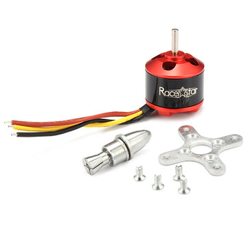 Racerstar BR2212 1400KV 2-4S Brushless Motor For RC Models