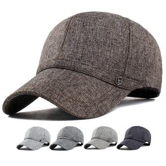 यूनिसेक्स लेजर बेसबॉल कैप आउटडोर छाया टोपी कपास और लिनन कपड़े