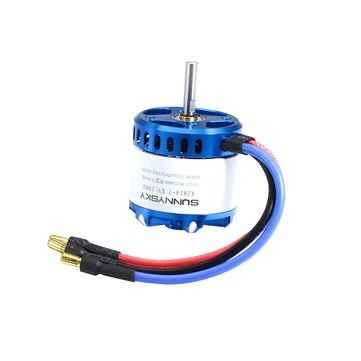 SunnySky X2814-III KV900 KV1000 KV1200 KV1400 3-4S Outrunner Brushless Motor For RC Airplane