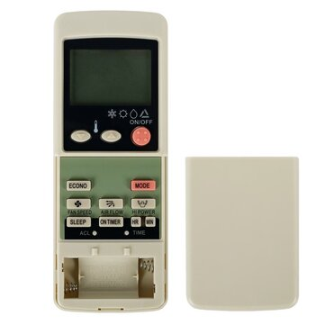 How can I buy English Version Air Conditioner Remote Control Suitable for Mitsubishi m388 RYA502A002A RYA502A001A with Bitcoin