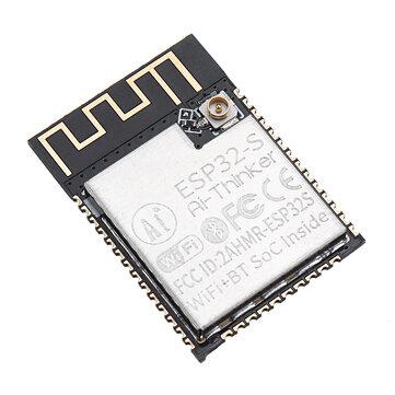 ESP32-S WiFi + bluetooth ESP32S Seri ke WiFi Modul Antena Ganda