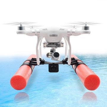 Universal Landing Gear Buoyancy Rod Water Surface Takeoff/Landing Device for DJI PHANTOM 3/PHANTOM 4