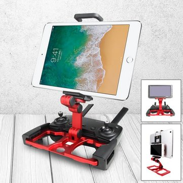 Uzakdan Kumanda Telefon Tablet Tutucu Braketi için DJI MAVIC PRO/AIR / Mavic 2 / SPARK CrystalSky Monitör