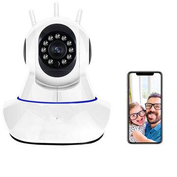 WIFI 1080P ONVIF IP Kamera P2P Kablosuz IR Kesim Güvenlik Kamera Gece Görüş