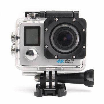 1 981 руб.%4K 16MP Ultra HD Водонепроницаемы Спорт камера Видеокабель для видеокамеры Cam Camorderавтомобильные видеорегистраторыfromавтомобили и мотоциклыon banggood.com