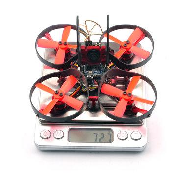 Eachine Aurora 90 90mm Mini FPV Racer RC Drone BNF w/ F3 OSD 10A BLheli_S Dshot600 5.8G 25MW 48CH