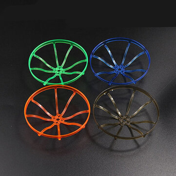4 PCS HSKRC 3 Inch / 3.1 Inch Propeller Protective Guard for 1104 1206 1406 1507 Brushless Motor 9x9mm / 12x12mm CX3 CineQueen Cinestyle 4K RC Drone
