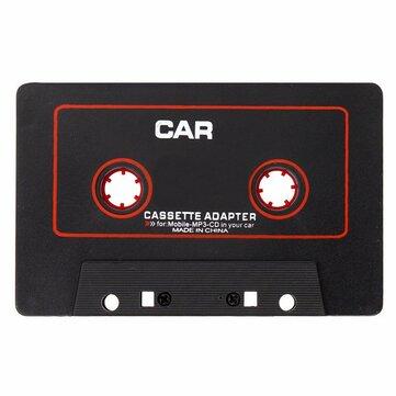 Bộ chuyển đổi băng cassette trên xe hơi cho iPod iPhone MP3 AUX CD Player 3,5 mm