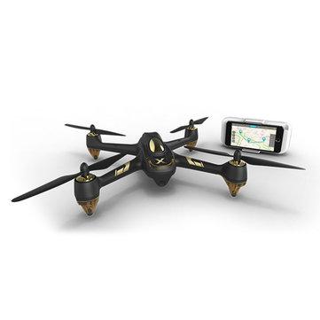 Hubsan X4 AIR H501A Wifi FPV sans Balai avec Caméra HD 1080p GPS Voie de Passage RC Quadricoptère RTF