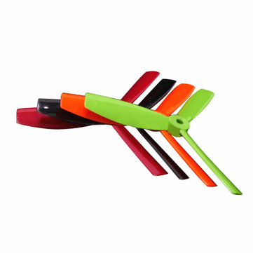 2 Pairs DAL Pro 5045 3 Blade CW/CCW Propeller for FPV Racing Muliticopter