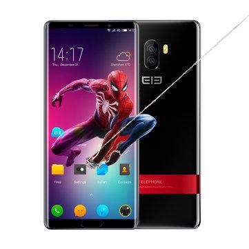 Elephone P11 3D 6.0 Pollici FHD + 3200mAh Android 8.0 4 GB RAM 64GB rom MT6797T Deca Core 4G Smartphone