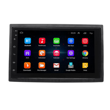 7 inch Universal 2G 32G Touchscreen Android 8 0 Car Radio Stereo Car GPS Navigation Wifi