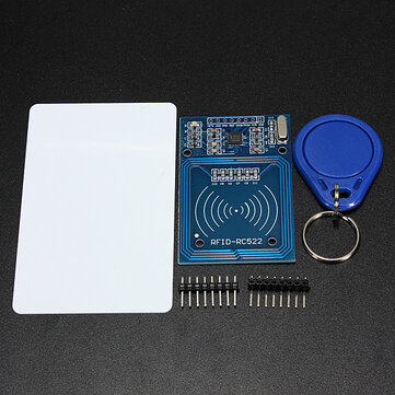 3Pcs 3.3V RC522 Chip IC Card Induction Module RFID Reader 13.56MHz 10Mbit/s Geekcreit Arduino - products work official Arduino boards