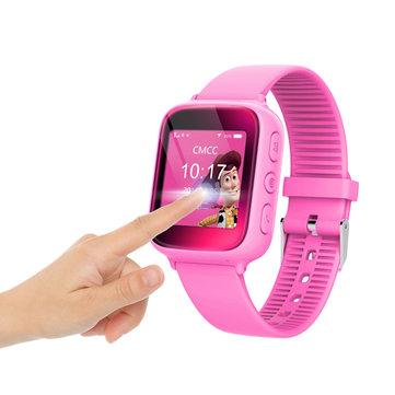 Bakeey Q07GT 1.44 pulgadas pantalla táctil niños reloj para niños GPS LBS ubicación Cámara GSM podómetro reloj inteligente