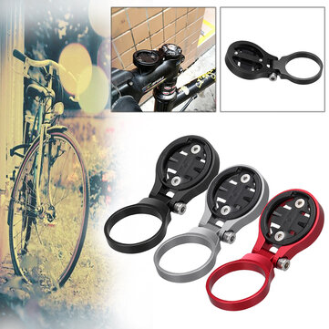 Buy BIKIGHT Bicycle Stem GPS Cycling Bike Computer Mount Holder Handlebar Extension for Garmin Edge with Litecoins with Free Shipping on Gipsybee.com