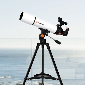 CELESTRON SCTW-80 HD Zoom Refractive Astronomical Telescope 80mm Caliber Red Dot Finder High Magnification Space Monocular from xiaomi youpin