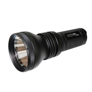 Niwalker Vostro BK-FA01S XPL-HI 1300Lumens Brightness 1200m Long Range LED Flashlight 18650