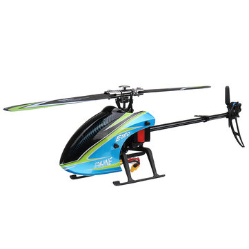 Eachine E160 6CH Brushless 3D6G System Flybarless RC Helicopter BNF Compatible with FUTABA