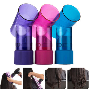 4 Colors Wind Spin Curl Hair Dryer Curl Diffuser Magic Tube Styling Hair Tools