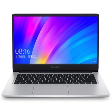 Xiaomi RedmiBook Laptop 14 inch Intel Core i5-8265U Quad Core 1.6GHz Win10 NVIDIA GeForce MX250 8GB RAM 256GB SSD FHD Resolution Screen
