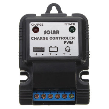 12V 3A PWM Solar Panel Charger Battery Panel Regulator Solar Charge Controller