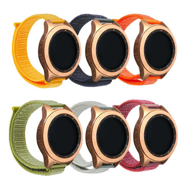 20mm Nylon Watch Strap Watch Band Replacement For Samsung Galaxy Watch Active 2019