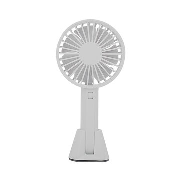 VH 2 In 1 Portable Handheld Mini USB Desk Small Fan 3 Cooling Wind Speed Outdoor Travel Fan From Xiaomi youpin