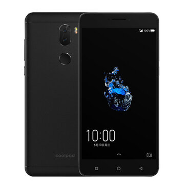 Coolpad Cool Play 6 5.5 inch 6GB RAM 64GB ROM Snapdragon 653 Octa Core 4G Smartphone