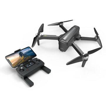 MJX B12 EIS With 4K 5G WIFI Digital Zoom Camera 22mins Flight Time Brushless Foldable GPS RC Quadcopter Drone RTF