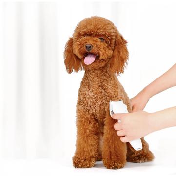 Akumulator do włosów Akumulator do włosów Profesjonalny pies / kot Pielęgnacja zwierząt domowych Maszynki do strzyżenia włosów Zwierzęta Golarka od Xiaomi Youpin